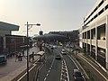 JMSDF Kure Museum from Kure-Takaramachi Footbridge 3.jpg