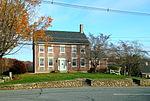 Jacob Aldrich House, National Historic Site, Uxbridge, MA