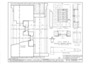 Jacob Vanderbeck House and Kitchen, Saddle River Road and Dunker Hook Lane, Fair Lawn, Bergen County, NJ HABS NJ,2-FAIR,1- (sheet 14 of 15).png