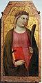Jacopo del casentino, ss. caterina, jacopo e giovanni evangelista, 1350 ca., da s. prospero a cambiano 02.JPG