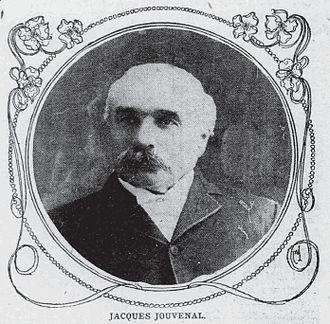 Jacques Jouvenal - Jacques Jouvenal about 1905