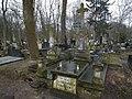 Jadwiga Chrząszczewska-Trzeciakowska grób.jpg