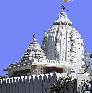 Jagannath Temple, Delhi - The Jagannath Temple in Delhi