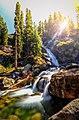 Jahaz Banda Waterfall - 3,100 m (Kumrat Valley).jpg