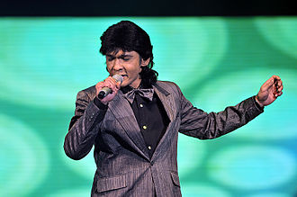 Jamal Abdillah - During Anugerah Juara Lagu 23