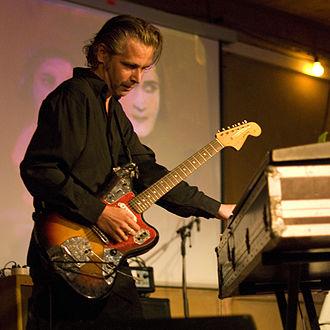 James Johnston (English musician) - Image: James Johnston August 2009