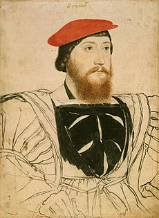 James Butler, 9th Earl of Wiltshire & Ormond by Hans Holbein the Younger.jpg
