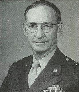 James Garesche Ord U.S. Army Major General