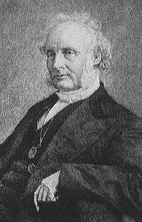 A portrait of James McCosh
