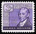 James Monroe 1958 Issue-3c.jpg
