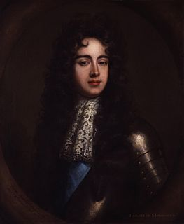 James Scott, 1st Duke of Monmouth English nobleman and soldier