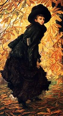 James Tissot, Octobre.jpg