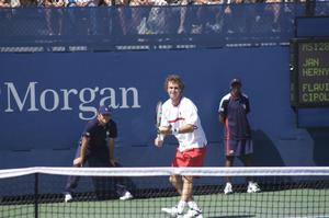 Slovak Open - Czech Jan Hernych defeated Stéphane Bohli to win the 2008 singles