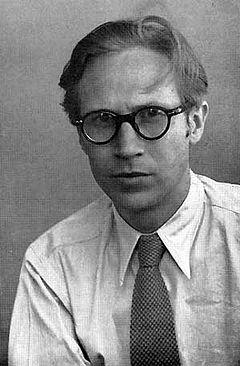 Jan Gehlin omkring 1960
