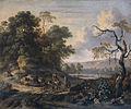 Jan Wijnants - Landschap met ezelrijder.jpg