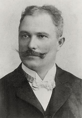 Puch - Johann Puch in the 1890s
