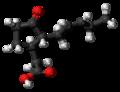 Jasmonic acid molecule ball.png