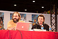 Jean-Louis Mourier and Didier Tarquin 20071102 Chibi Japan Expo 1.jpg