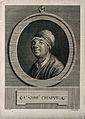 Jean Chappé d'Auteroche. Line engraving by J. B. Tilliard, 1 Wellcome V0001066.jpg