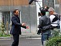 Jean claude Van Damme sur le tournage de JCVD en octobre 2007.jpg