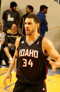 Jeff Ayres with Idaho.JPG