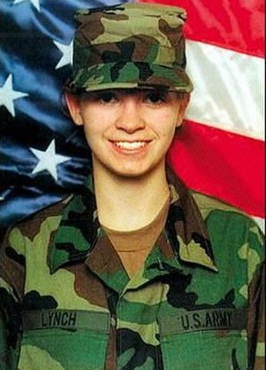 Jessica Lynch - Private First Class Jessica Lynch