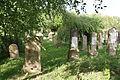 Jewish cemetery in Veselice 15.JPG
