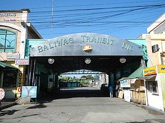 Baliuag, Bulacan - Image: Jf Bliuag 9964Bustosfvf 14
