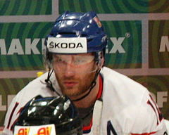 Jiří Novotný - Czech national ice hockey team IHWC 2012.jpg