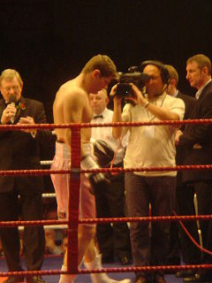 Jim Rock Irish boxer