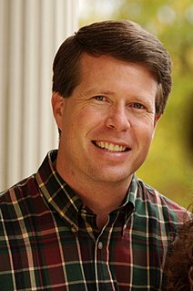 Jim Bob Duggar American politician