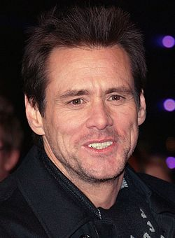 Jim Carrey in Yes Man Premiere, 2008