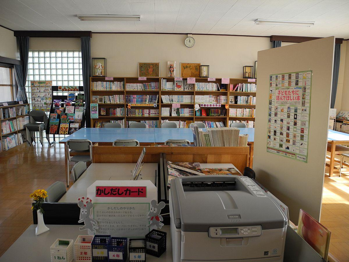 Biblioteca escolar wikipedia la enciclopedia libre for Partes de una biblioteca