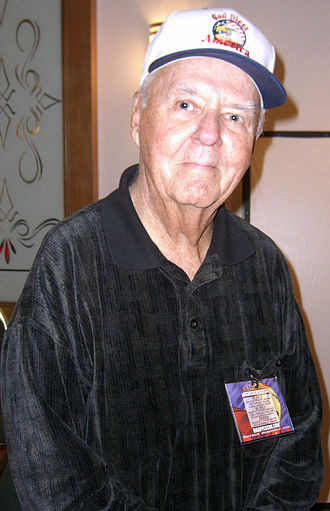 Joe Sinnott - Sinnott at the November 2008 Big Apple Con in Manhattan.