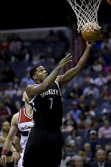 3073f8adc Joe Johnson (basketball) - Wikipedia