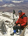 Johan filming on summit of Llullaillaco volcano.jpg
