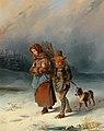 Johann Matthias Ranftl - Young Brushwood Gatherers.jpg
