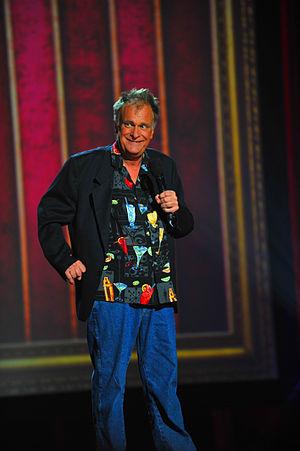 John Fox (comedian) - John Fox in August 2011