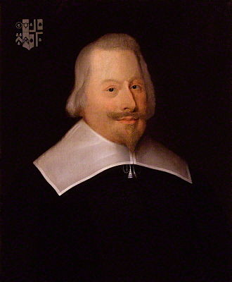 History of the Puritans under King Charles I - John Pym (1584–1643), Puritan MP who spoke out against Richard Montagu in 1625.
