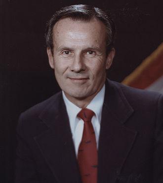 Under Secretary of Commerce for Oceans and Atmosphere - John V. Byrne