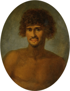 Pōmare I Unifier and first king of Tahiti from 1788 to 1791