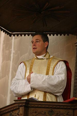 John Berg (priest) - Image: John berg