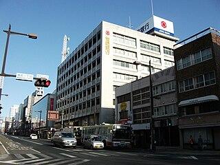 常陽銀行の本店