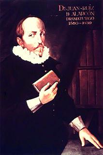 Juan Ruiz de Alarcón Spanish/Mexican writer