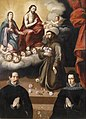 Juan del Castillo (and workshop) Vision of Saint Francis.jpg