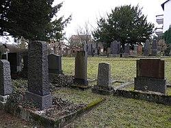 Bretten Friedhof