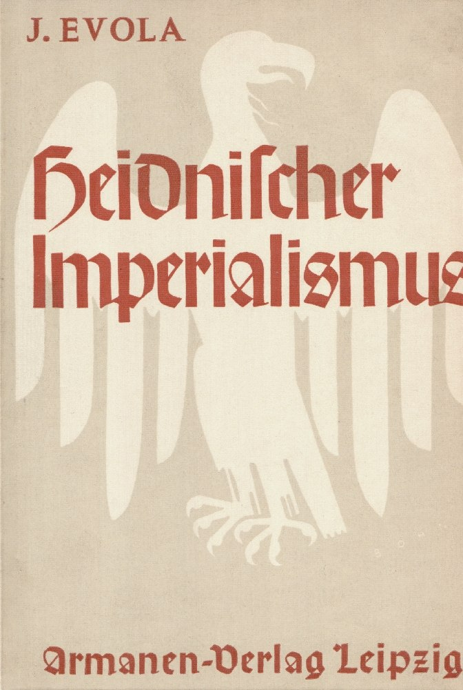 Julius-Evola Heidnischer-Imperialismus