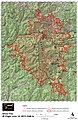 June 15 Silver Fire IR map (9048841649).jpg