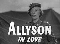 June Allyson in Battle Circus trailer.JPG