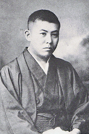 Jun'ichirō Tanizaki - Tanizaki in 1913, shortly after his literary debut